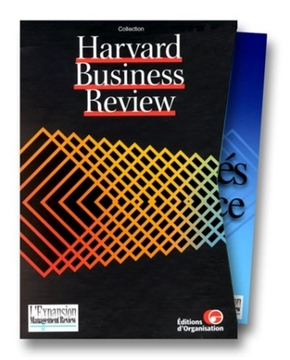 Laurent Boyer- Coffret harvard business review n°1