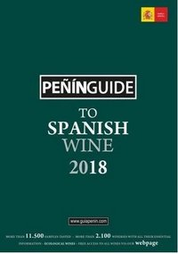 Penin guide to spanish wine 2018 /anglais