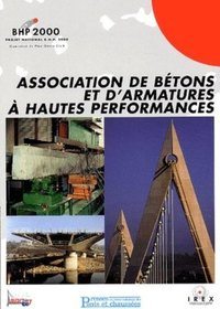 Associations de bétons et d'armatures à hautes performances