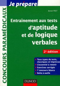 Tests psychotechniques - Aptitude verbale