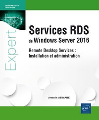 Services RDS de Windows Server 2016