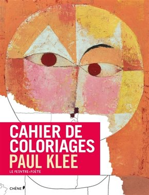 Cahier de coloriages - Paul Klee