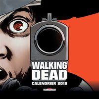 Walking Dead - Calendrier 2018