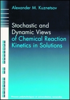 Stochastic and dynamic views of chemical reaction kinetics in solutions
