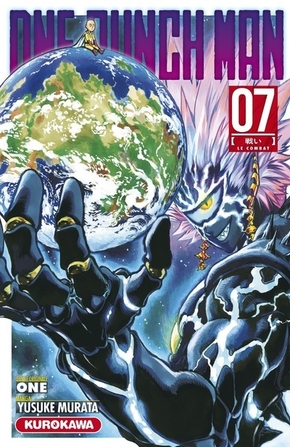 One-Punch Man - Tome 7