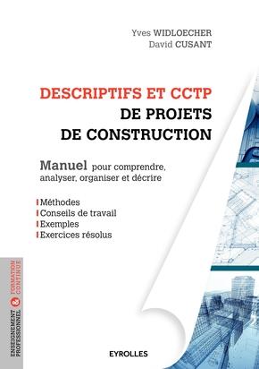 Y.Widloecher, D.Cusant- Descriptifs et CCTP de projets de construction