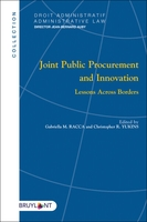 Joint public contracting and innovation