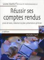 M.Fayet - Reussir ses comptes rendus. une prises de notes, redaction du plan, presentation