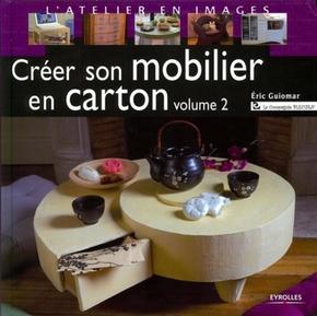 E.Guiomar- Créer son mobilier en carton