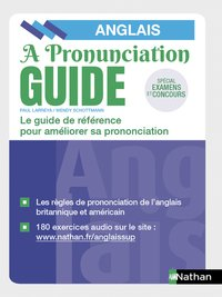 A pronunciation guide