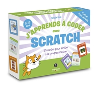 N.Rusk - Coffret J'apprends à coder avec Scratch