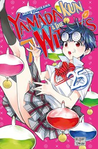 Yamada-kun and the 7 witches - Tome 25