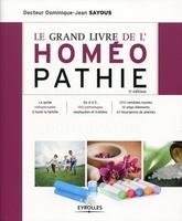 Dominique-Jean Sayous - Le grand livre de l'homéopathie