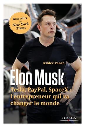 A.Vance- Elon Musk