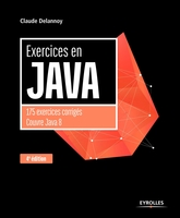 C.Delannoy - Exercices en Java