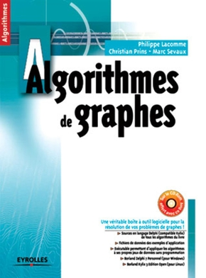 Philippe Lacomme, Christian Prins, Marc Sevaux- Algorithmes de graphes