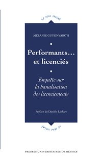 Performants... et licenciés