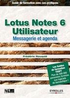 Frédéric Rouquié - Lotus Notes 6 utilisateur