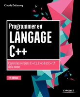 C.Delannoy - Programmer en langage C++