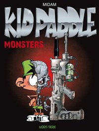 Kid Paddle - Monsters