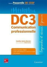 DC3 - Communication professionnelle