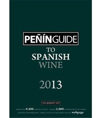 Penin guide to spanish wine 2013 /anglais