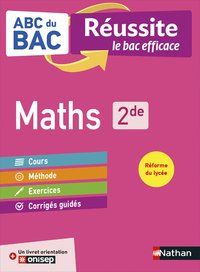 Abc réussite maths 2de