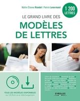 P.Lenormand, E.Riondet - Le grand livre des modèles de lettres