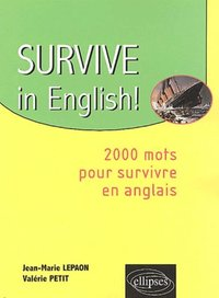 Survive in English !