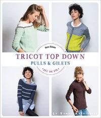 Tricot top down