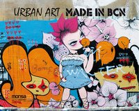 Urban art - Made in BCN