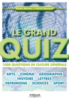 Nicole Masson, Patrice RONCERET - Le grand quiz