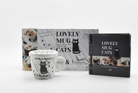 "Lovely mug cats ""vivre d'amour"""