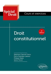 Droit constitutionnel - 2e édition