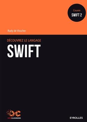 Visscher, Rudy De- Découvrez le langage Swift