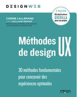 Méthodes de design UX
