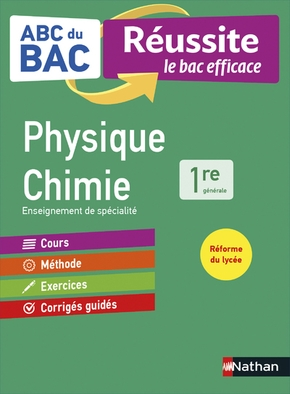 Abc réussite physique-chimie 1re