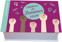 Minimaniak citations de femmes (édition 2020)