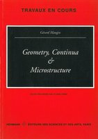 Geometry, continua et microstructure
