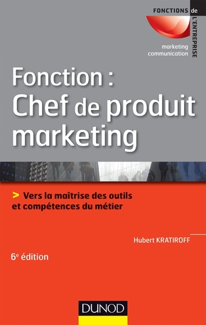 Fonction : chef de produit marketing
