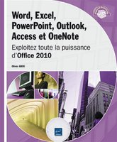 Word, Excel, PowerPoint, Outlook, Access et OneNote