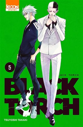 Black Torch - Tome 5