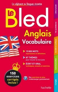 Bled Anglais - Vocabulaire