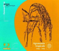 Agronomie tropicale