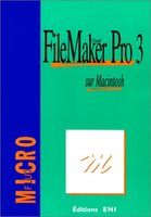 File maker pro 3 sur macintosh