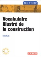 Vocabulaire illustré de la construction