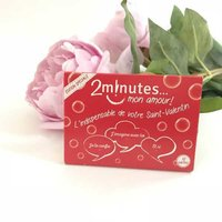 2 minutes... mon amour !   edition speciale st valentin