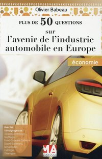 L avenir de l'industrie automobile en europe