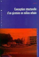 Conception structurelle d'un giratoire en milieu urbain (collection references n. 9, amenagement et
