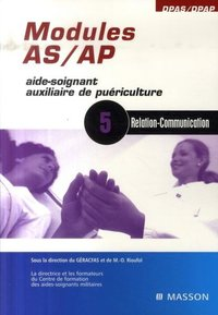 Modules AS/AP - 5 - Relation-Communication
